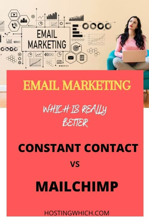 This constant contact vs mailchimp review will let you decide about which is better for email marketing for beginner bloggers .
