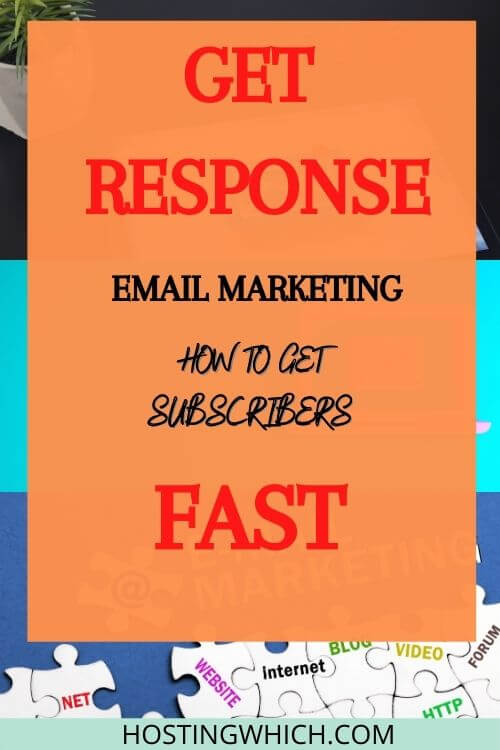 In this post you will learn why getresponse is a must in your email marketing strategy.Get response in depth review will highlight why get response is really good for email marketing list building as well as email marketing for business.You need to adopt email marketing best practice to build your email list and be successful.