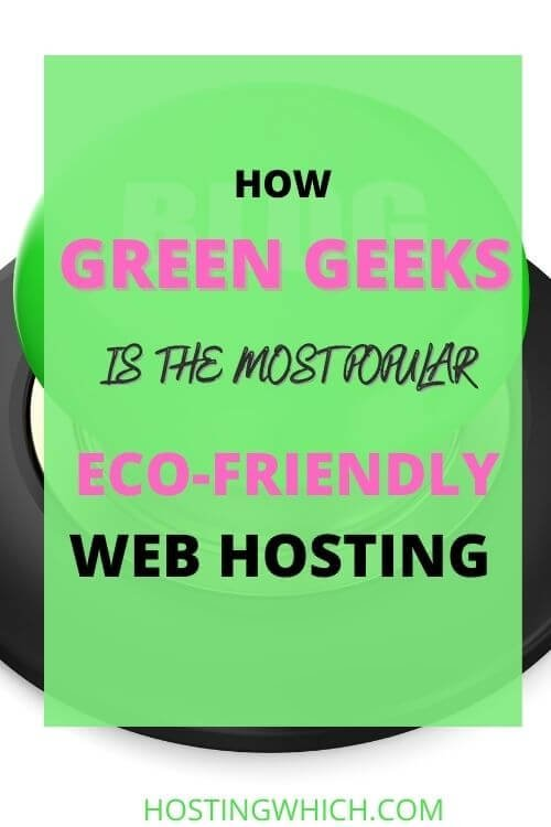 This post reviews green geeks web hosting as the best eco-friendly web hosting service.Greengeeks will not let you down if you are environment conscious.